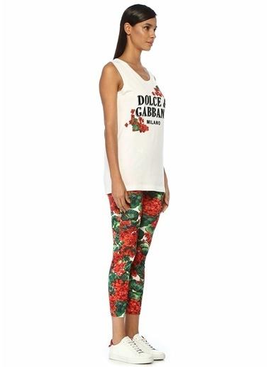 Dolce&Gabbana Tayt Yeşil